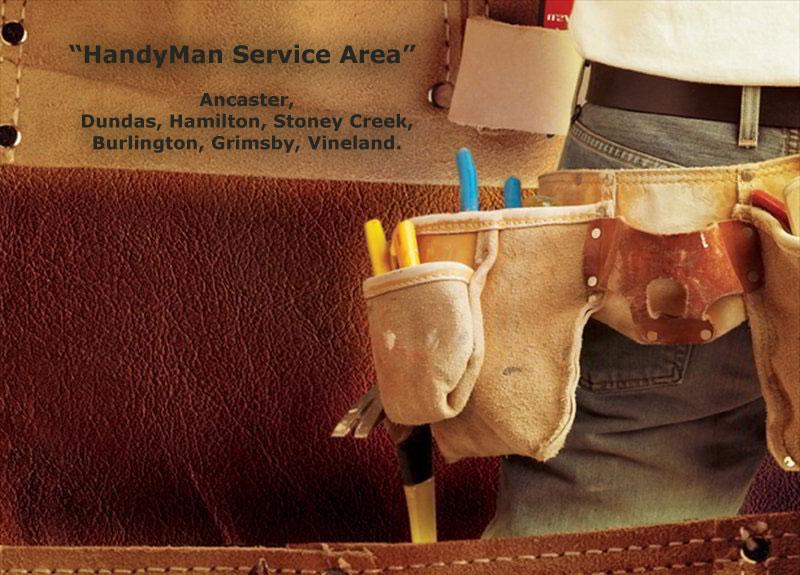 Service Area Handyman Home Repair Service Hamilton